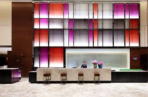 希尔顿提供高端的希尔顿欢朋酒店服务