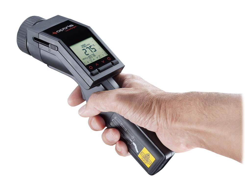 otris专业生产红外测温仪