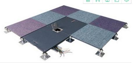 防静电地板设计定制