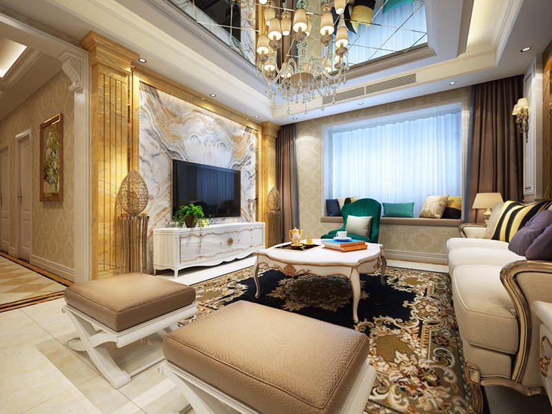 大河港湾提供专业的定制别墅装修业务