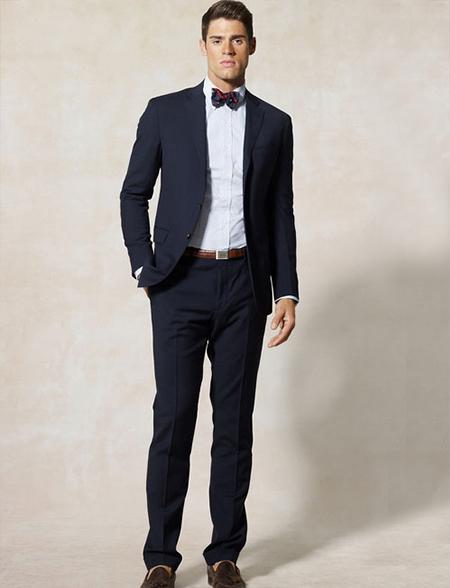 壹尚王者专业生产时尚修身西装