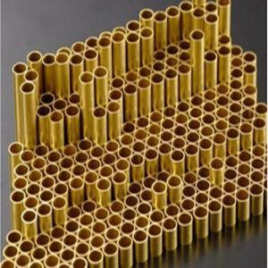 新金同专注黄铜管加工