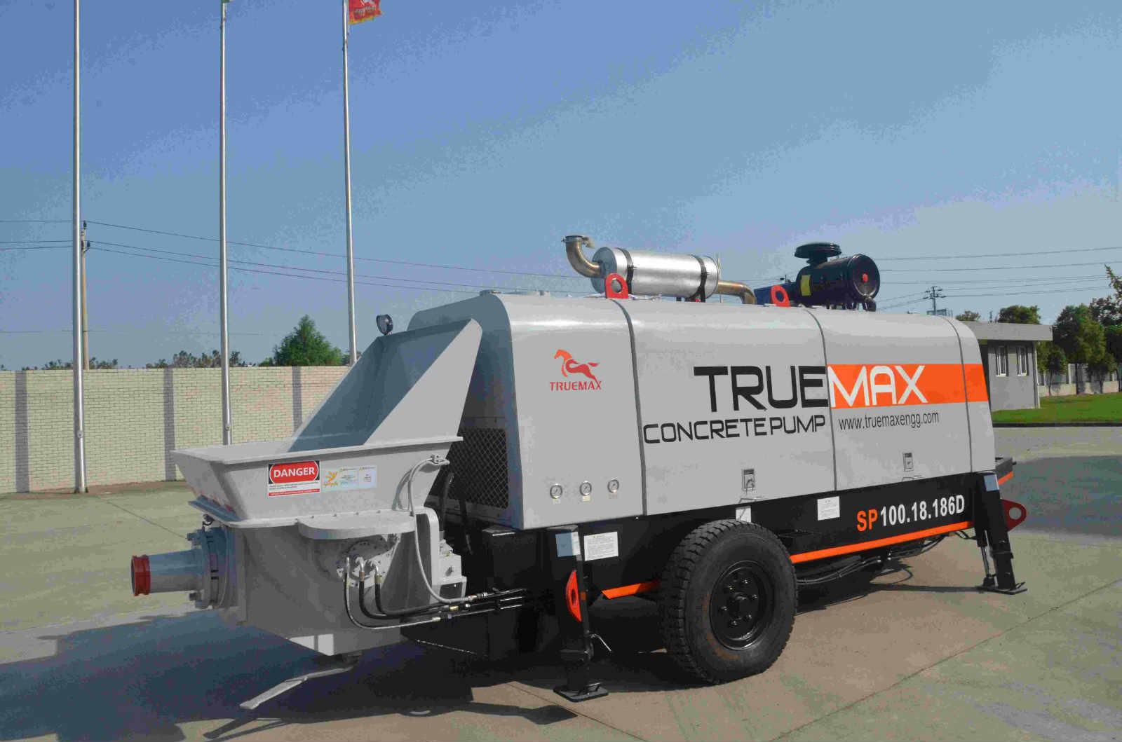 山东省便宜的混凝土臂架泵车超值低价,尽在信瑞重工