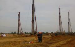 樁基礎施工提供樁基礎施工