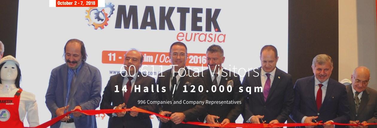 MAKTEK專業生產土耳其機床展