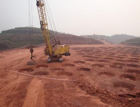 恒通強夯專業生產強夯施工工程
