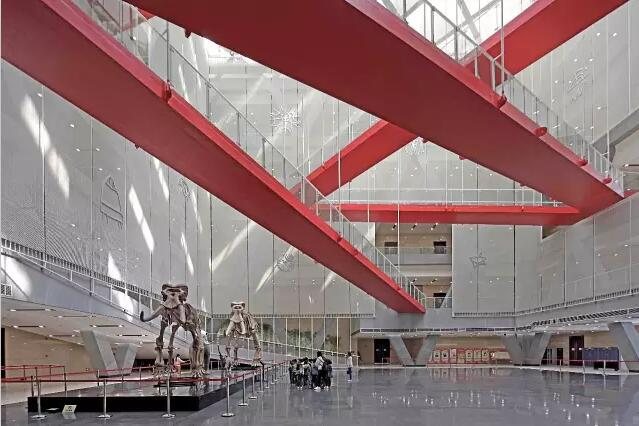 尚格承接展厅设计业务