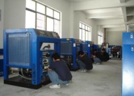 中国中车开山专业生产空压机保养维修