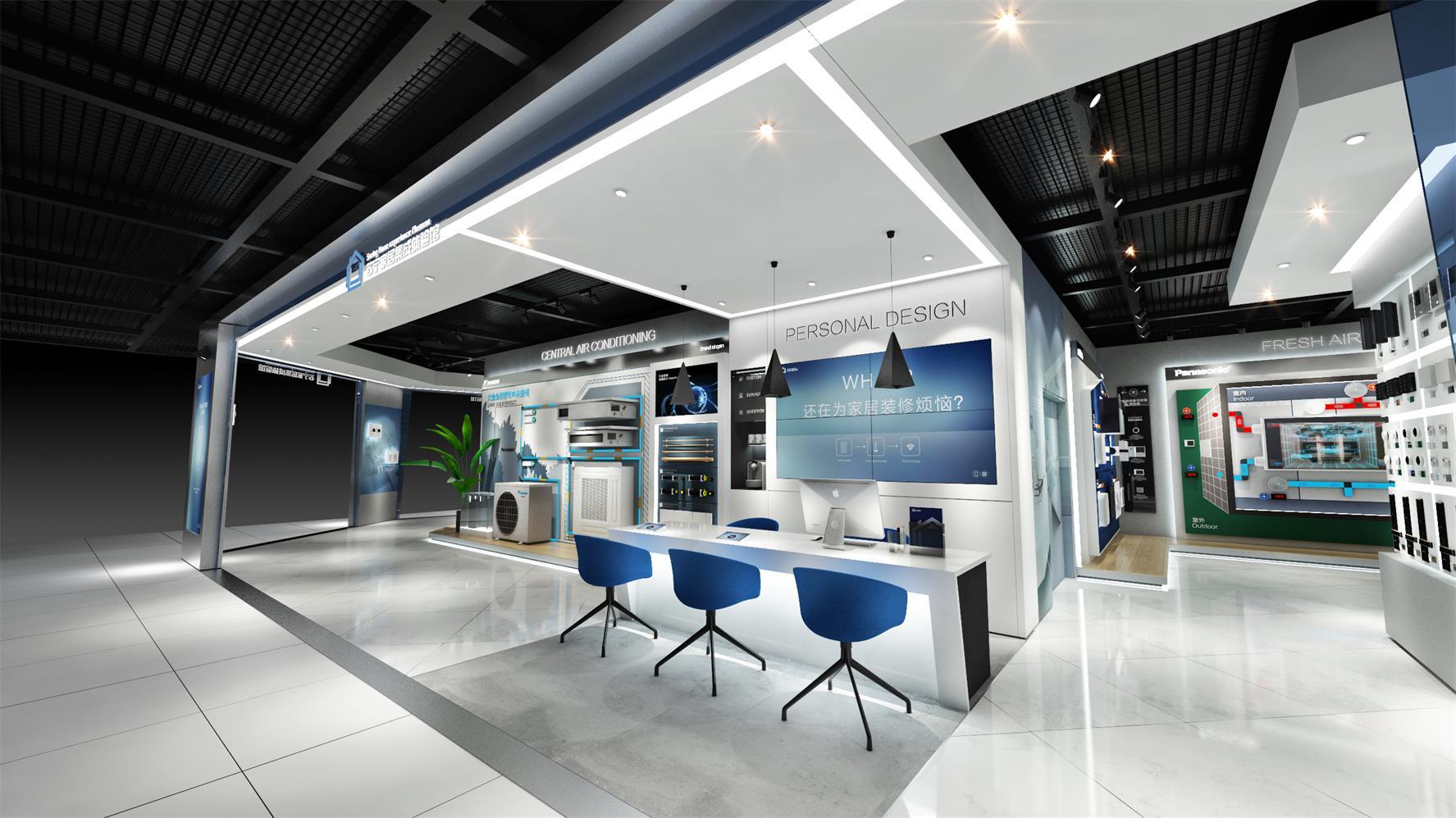 店与面创意提供展厅展馆设计咨询策划