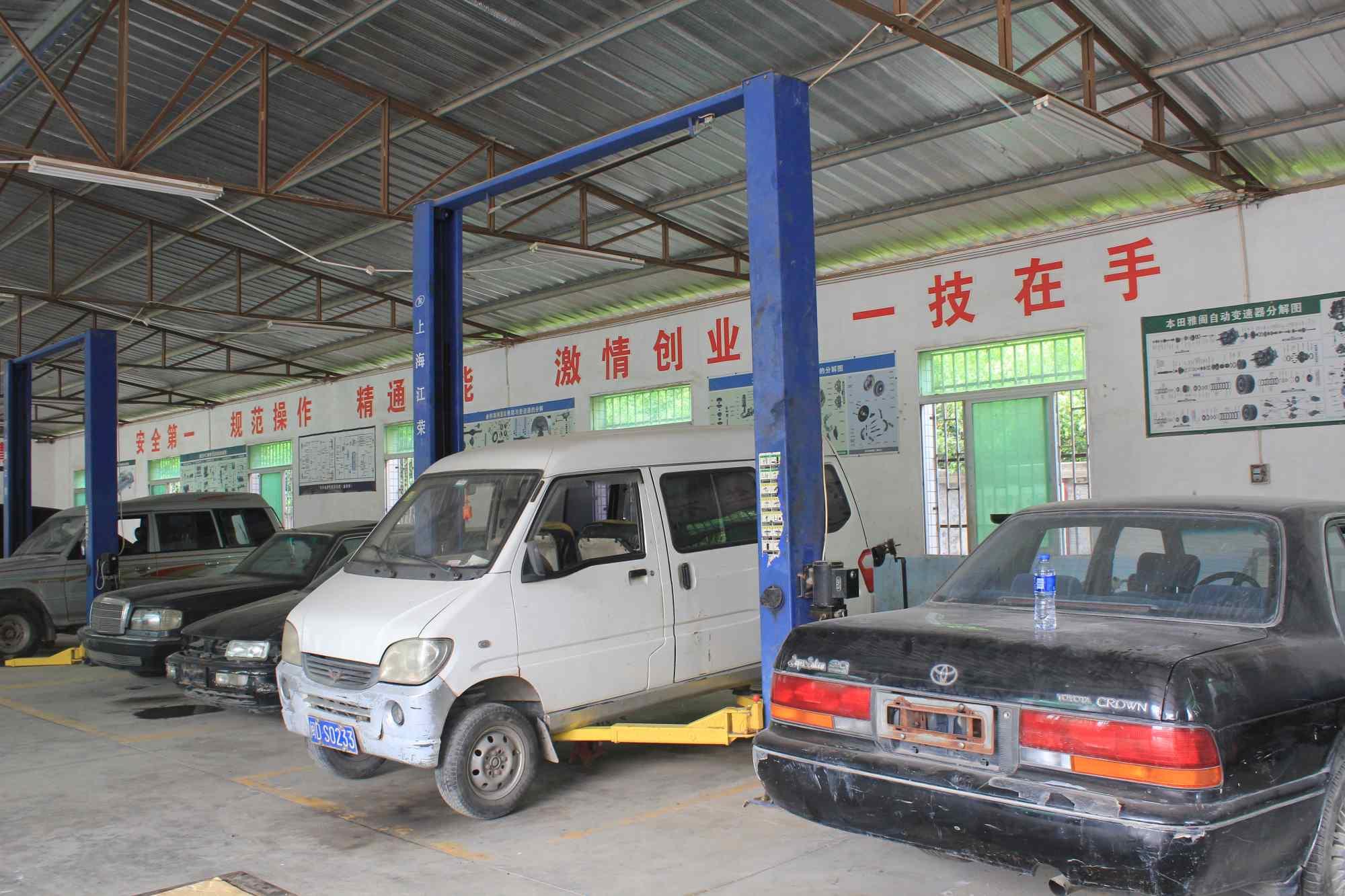 福建机械设备维修培训要上哪买比较好 福建华夏高级技工学校福建汽