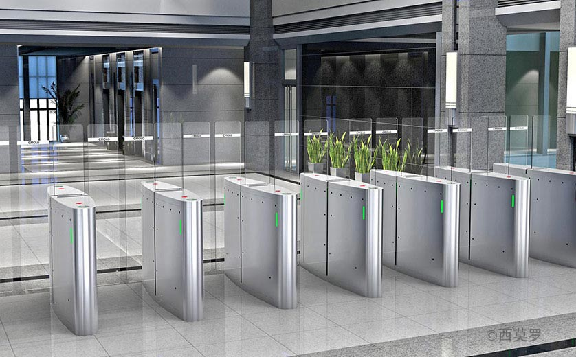 西莫罗专业生产智能闸机平移闸通道