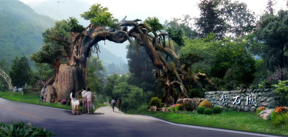 设计――旅游景区规划设计市场广阔,值得您的信赖