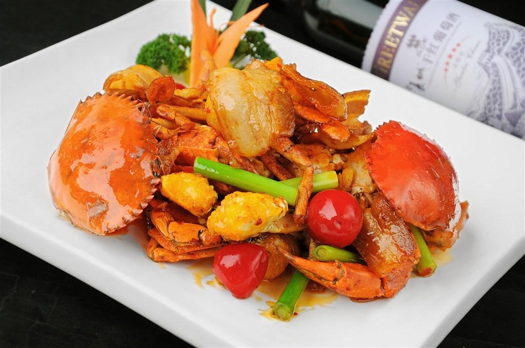 越南螃蟹就找海上余香