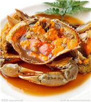 螃蟹就找海上余香