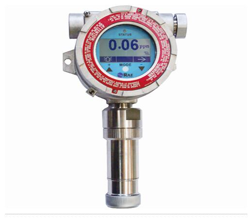 精木凡专业生产固定式管道式气体在线检测报警仪