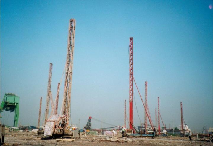 恒筑基業專業生產高壓旋噴樁