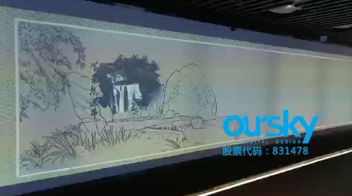 湖南省博物馆设计理念主题馆设计,值得体验