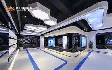 展館展廳設計綜合建設就找驕陽創意科技