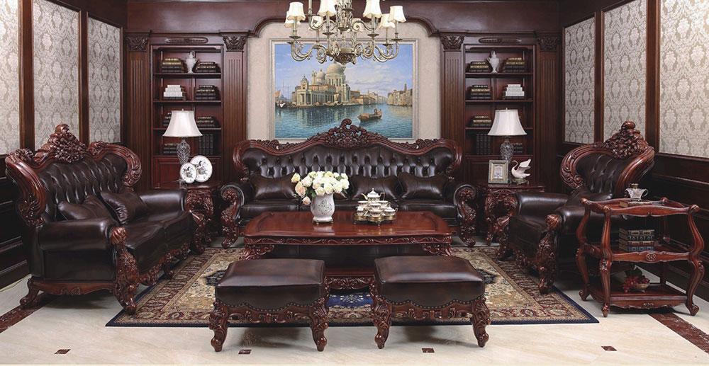 提供專業的紅木家具產品