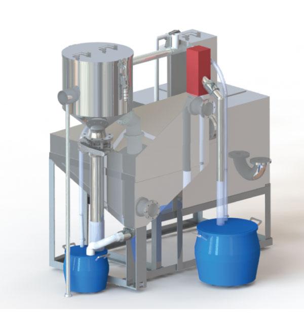 油水分离器生产新款上市,质量不变价格优惠,北京铭铨