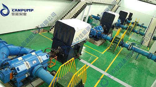 佳能泵业专业生产泵房改造