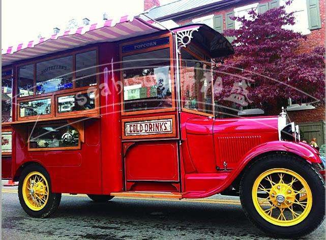 新和盛提供高品质的定制餐车