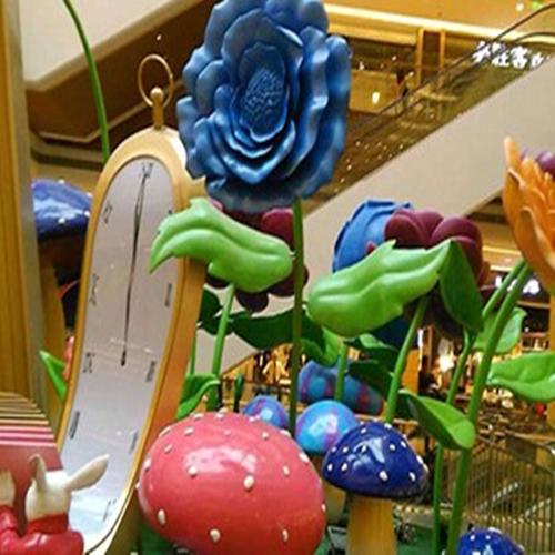 幻天专业生产广州玻璃钢制品