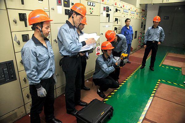 安信检测提供机房检测业务