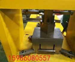 鼎尖机械专业生产角钢切断模具