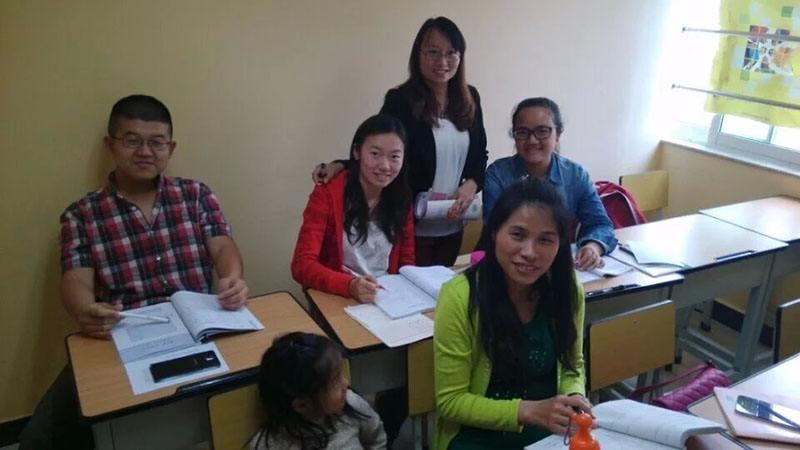 缅甸语培训,缅甸语学习缅甸语在线学习的市场