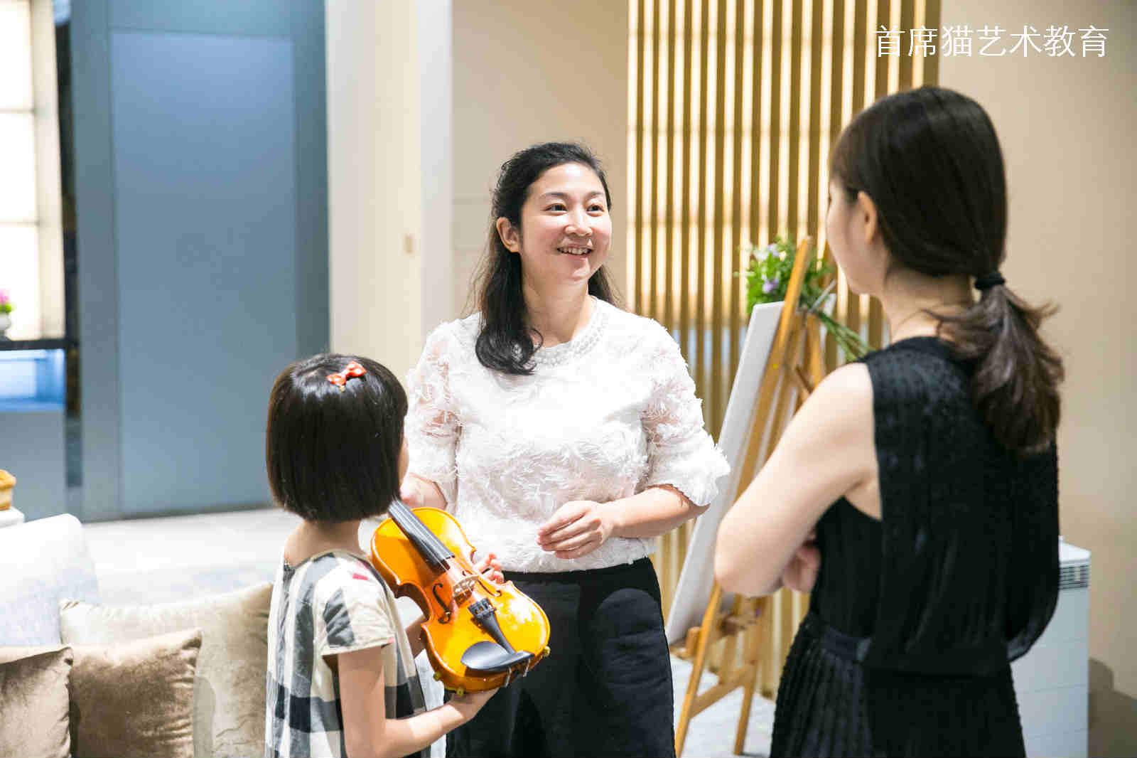 选对伙伴,这些少儿小提琴培训产品让你高效作业