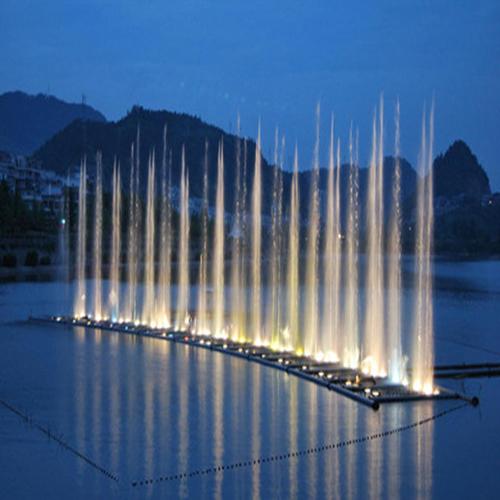 易水生花专业生产喷泉类型