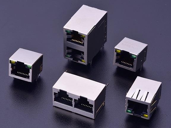 TXGA专业生产网络接口连接器