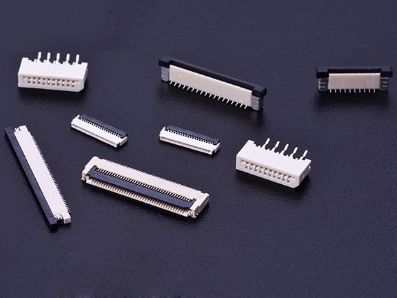 TXGA专业生产FPC/FFC连接器