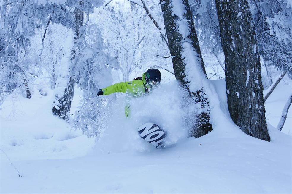 雪专业从事滑雪培训课程