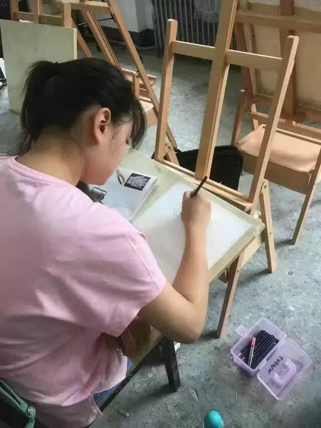 老鹰画室提供专业的美术高考培训业务