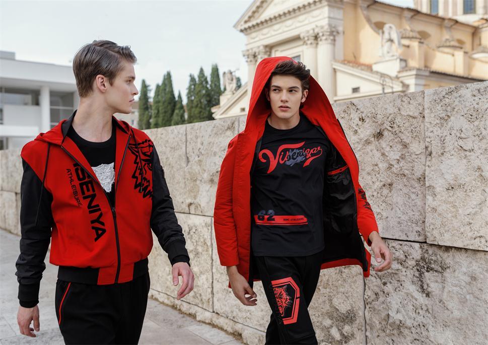 VISENIYA维舍尼亚从事意大利服装品牌定制加工