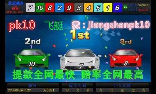 赢通计划专注开发北京赛车产品