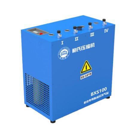 鲍氏压缩机专业生产集成式高压压缩机