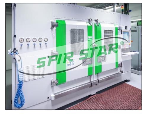 德国SPIRSTAR专注水压测试台加工