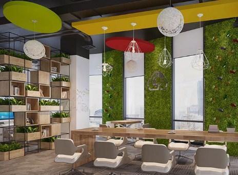 武汉宏祥昊远建筑装饰工程有限公司――您身边的办公空间装修设计