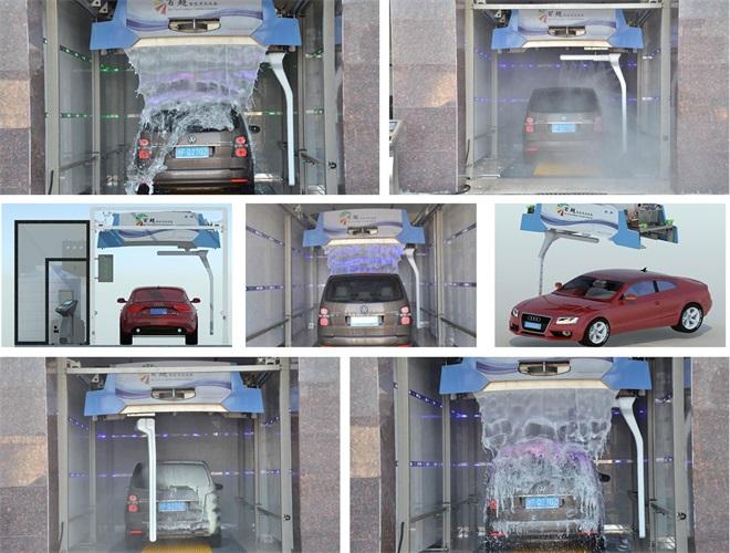 新百超专业生产洗车设备