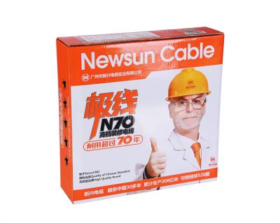 耐高温电缆生产厂家