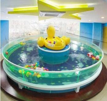 金色贝壳提供专业的幼儿游泳池业务