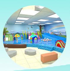 金色贝壳从事专业的游泳池加盟业务