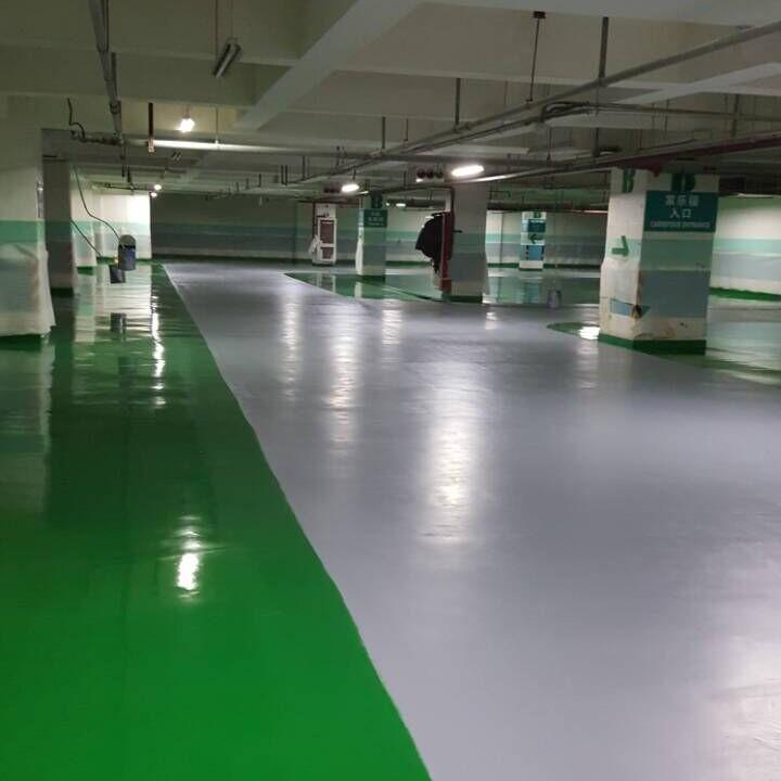 地坪系列设计定制