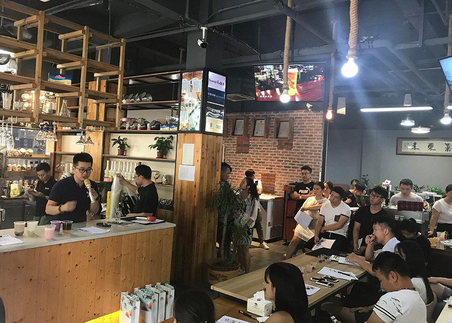 廣州皇茶加盟奶茶批發市場