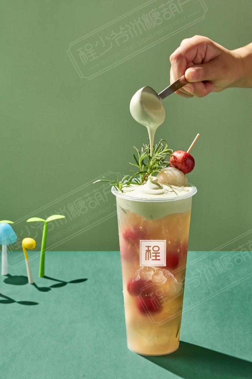 程少爷从事专业的茶饮加盟业务