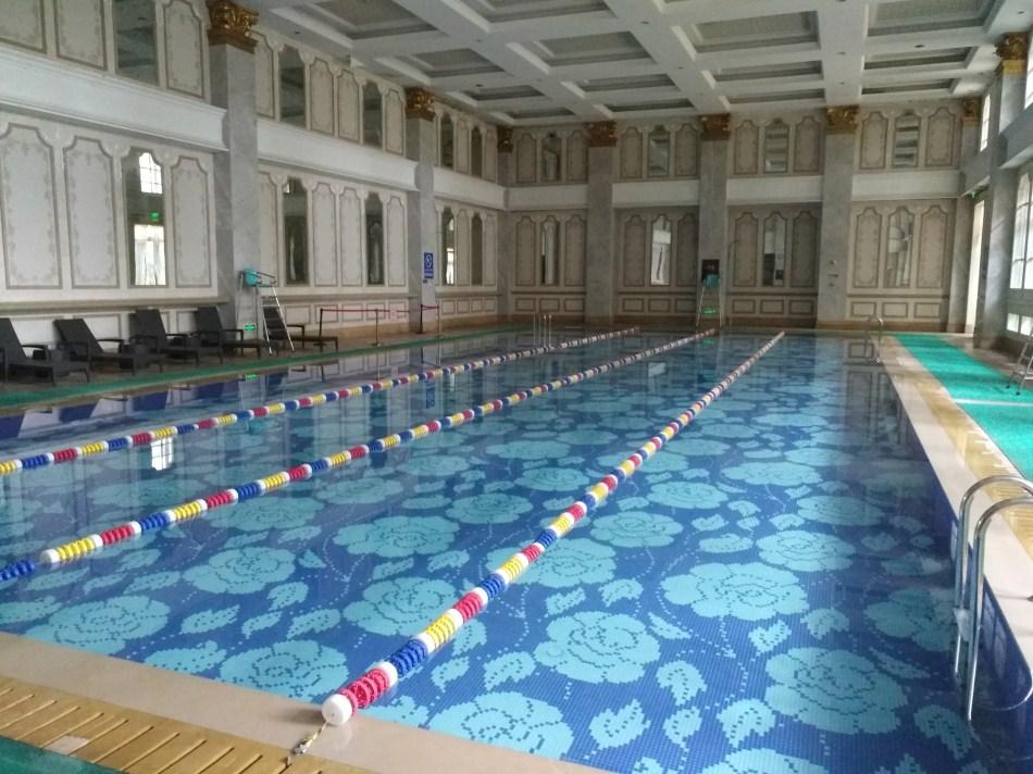 天意游泳培训专注游泳池课程