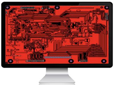 步朗科技专业生产pcb板设计
